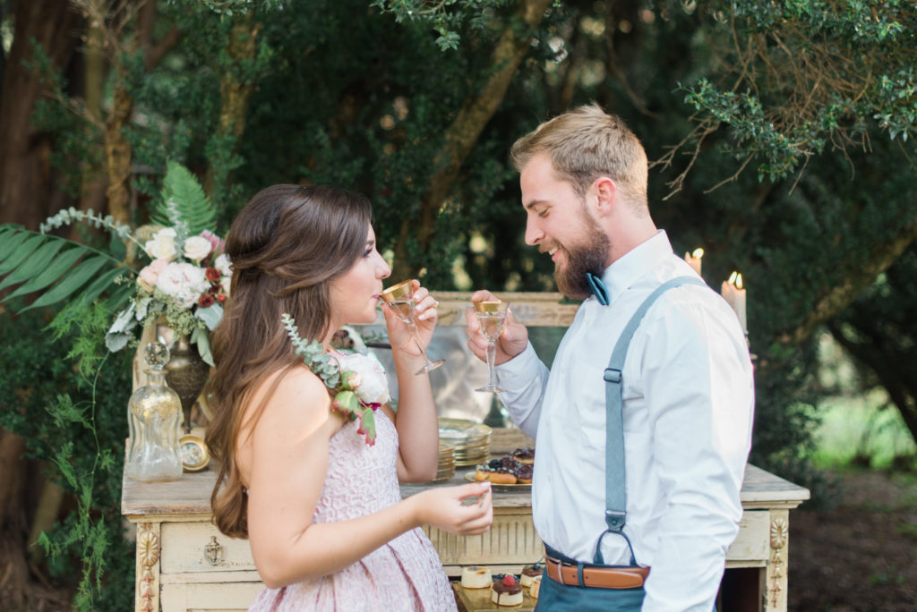 L&L Events Wedding Design and Coordination, Luck & Love Photo, Parisian Boho Elopement, Elopements Virginia Elopement, DC Elopement, MD Elopement, Pop Up Wedding
