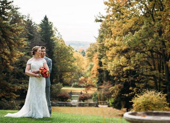 Jenny & Chris – Historic Sugarloaf Mountain Wedding