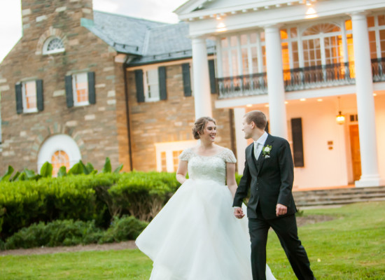 Mallory & Fritz – Glenview Mansion Wedding